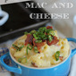Potato Skin Mac and Cheese