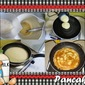 Crespelle - Italian Pancakes for Shrove Tuesday