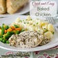Quick and Easy Baked Chicken