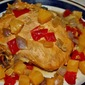 Sweet and Sour Pork Roast Made in a Crock Pot.