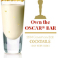 Official Cocktails Of The 2014 Governors Ball #TheOscars