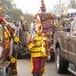 Mardi Gras 2014 {Cajun Mardi Gras and Artichoke Squares, Crab Artichoke Squares}