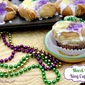 Mardi Gras - King Cake Cupcakes
