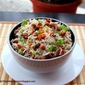 Soya Chunks Fried Rice / Meal Maker Recipes