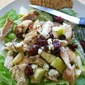 Apple Walnut Salad With Poppy Seed