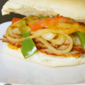 Boar's Head Bold Chipotle Chicken Fajita Sandwich #BHBoldestBracket