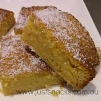 Condensed Milk Gluten Free Cake