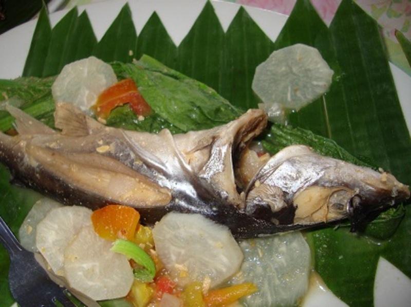Sinigang Na Kanduli Sa Miso Recipe By Shalina Cookeatshare