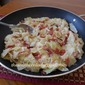 CHEESY BACON AND CABBAGE SKILLET
