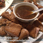 Steamed Fried Chicken (Pinsangawang Pritong Manok)