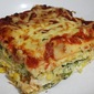Chicken and Corn Lasagne