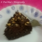 Eggless Italian Chocolate and Hazelnut Cake - Torta Gianduia