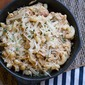 Crock Pot Italian Chicken Pasta