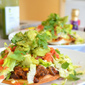 Hello, Leftovers: Shredded Beef Taco Salad