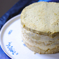 {gluten-free} Pistachio Layer Cake – Milk Bar Mondays!