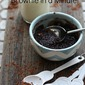 Low FODMAP Brownie in a minute!