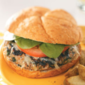 Grilled Turkey Florentine Burgers