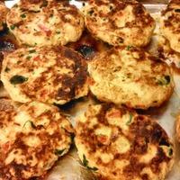 Grilled Turkey Florentine Burgers