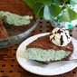 Happy Pi Day: Frozen Grasshopper Pie