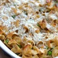 Tuna Noodle Casserole (yeah...for real)