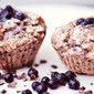 2 Mini Vegan Blueberry Muffins (That Are Actually Healthy!) – Gluten-Free, Sugar-Free – Muffin Comparisons