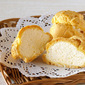 How To Make Ice Cream Puffs (Choux Pastry filled with Parfait Glacé) - Video Recipe