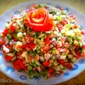 Salat Aravi - Simple Arab Salad