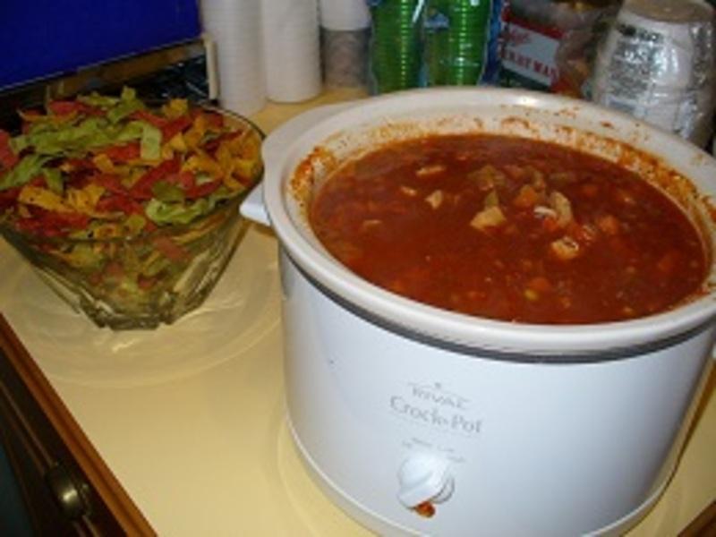 Las Vegas Recipe Guru Summerlin Chicken Tortilla Soup