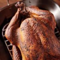 Low-Fat Spice Rubbed Roast Turkey