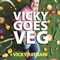 Vicky Goes Veg : A Review, A Giveaway & Some Koshari (Egyptian Rice-Pasta-Lentil Pilaf)