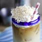 Rum-Spiked Coconut Iced Coffee + Keurig Giveaway