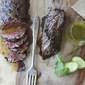 Tamarind-Marinated Hanger Steak and Salad