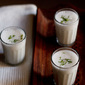 chaas recipe or buttermilk recipe, how to make salted chaas recipe