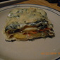 Creamy White and Light Garden Vegetable Lasagne