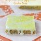 Meyer Lemon Poppy Seed Bars
