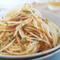 Spaghetti with Garlic and Breadcrumbs