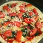 Spinach n' Artichoke Pizza