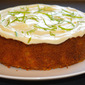 Pineapple and Lime Cake - Recipe
