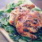 Fresh Herb and Mayonnaise Roasted Chicken
