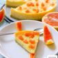 Baked Grapefruit Cheesecake