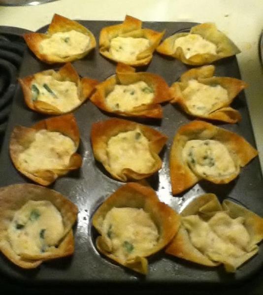 how to make baked crab rangoon
