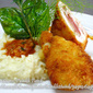 Crispy Chicken Cordon Bleu