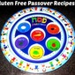 Gluten Free Passover Recipes 2014