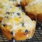 Blueberry Coconut Muffins and Swirled Pudding! SRC Treats.