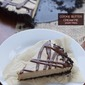 No Bake Cookie Butter Cream Pie