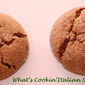 Peanut Butter Molasses Cookie Recipe