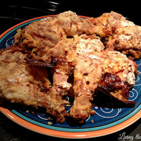 Delicious Oven Fried Chicken