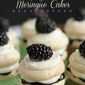 Mini Blackberry Hazelnut Meringue Cakes