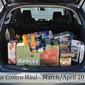 The Costco Haul – March/April 2014