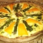 Spinach and Zucchini Quiche